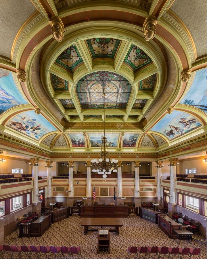 Montana sąd najwyższy zdjęcia stock
