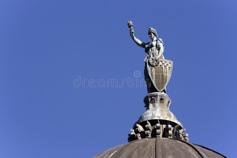 Montana - State Capitol stock images