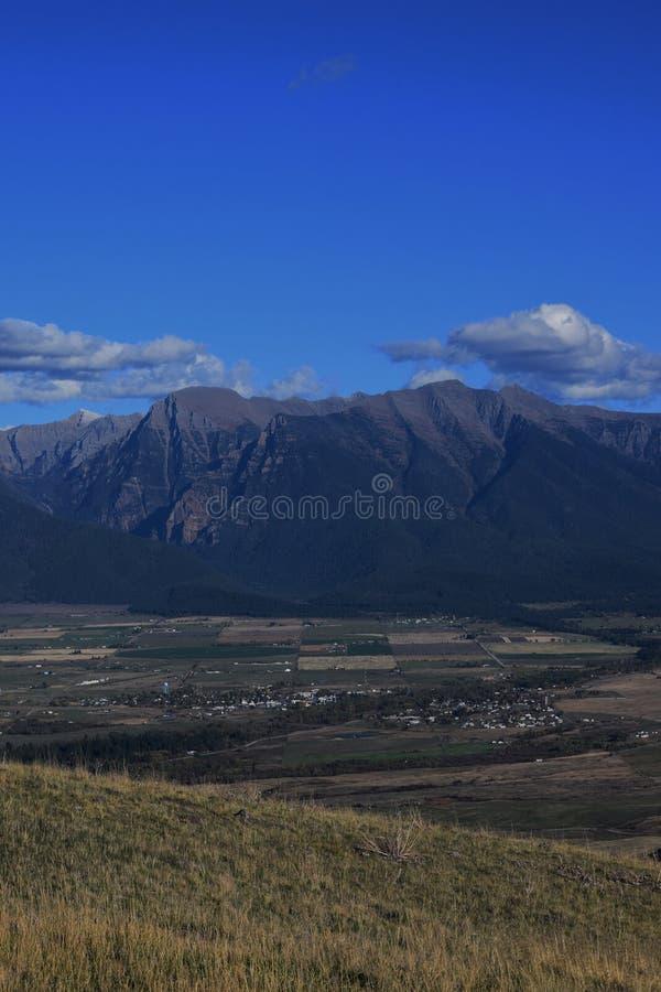 Montana Views lizenzfreie stockfotografie