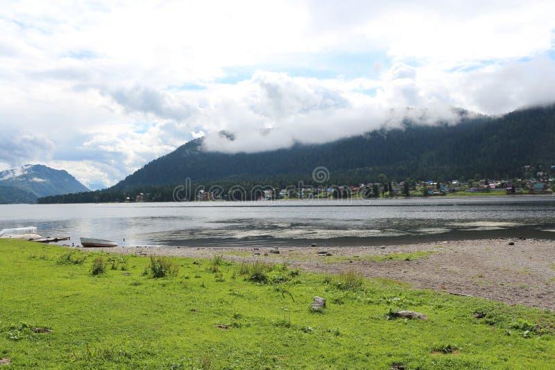 Montanha Altai de Sibéria do russo imagens de stock royalty free