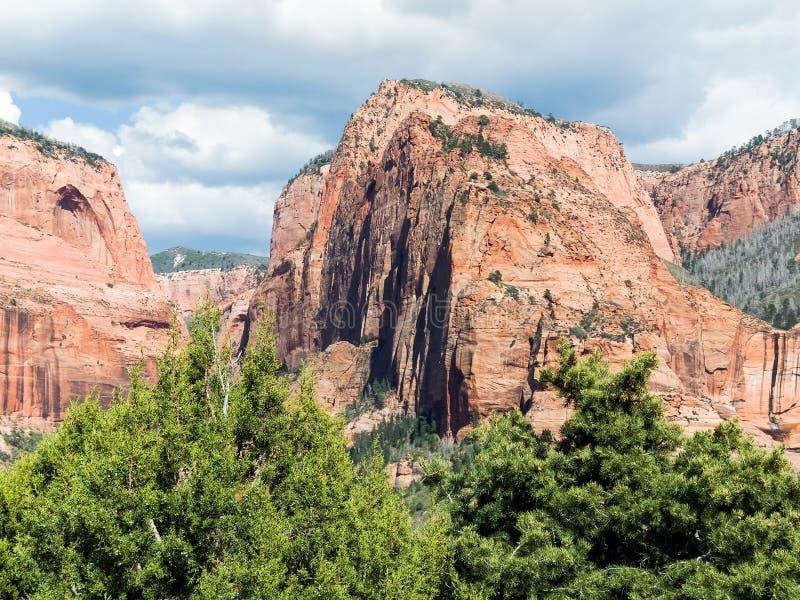 Montanha da parte superior de Timbe imagens de stock royalty free