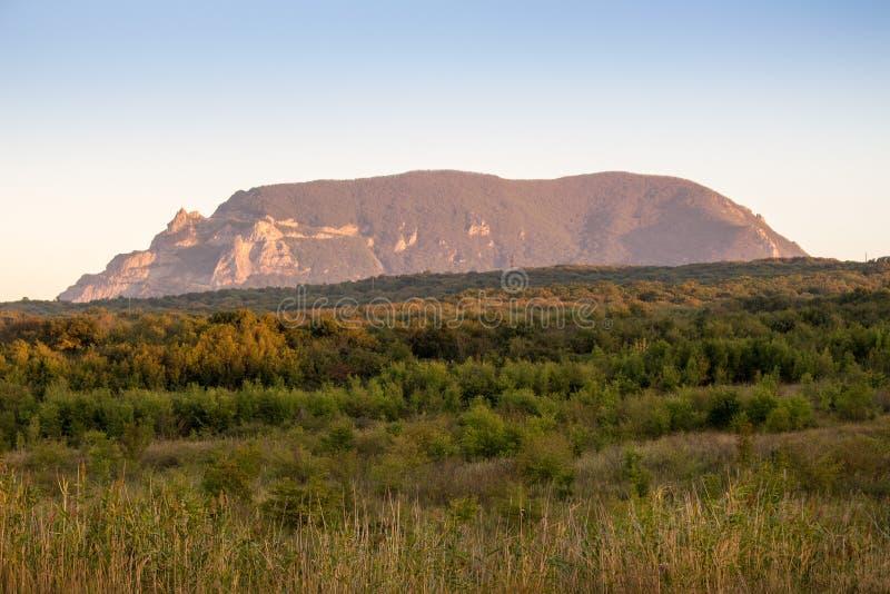 Montanha da serpente fotos de stock