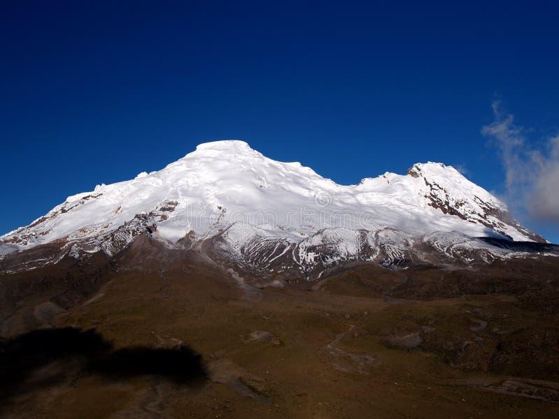 Montanha de Antisana fotos de stock royalty free