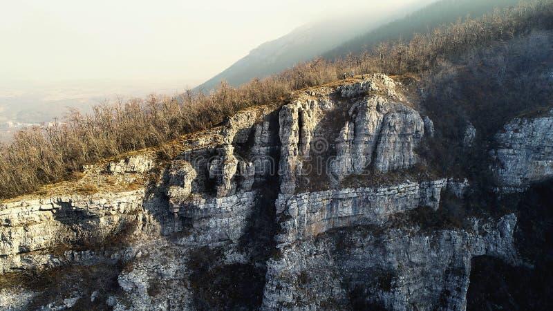 Montanha de Rtanj foto de stock