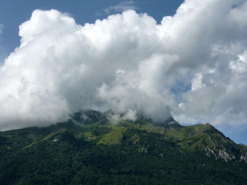 Montanha de Serva fotos de stock royalty free