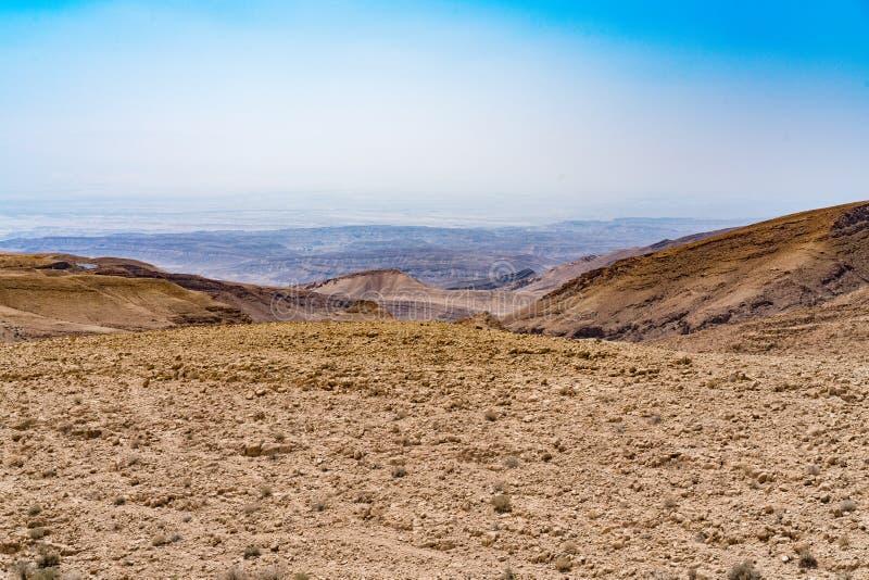 Montanha do deserto fotos de stock royalty free