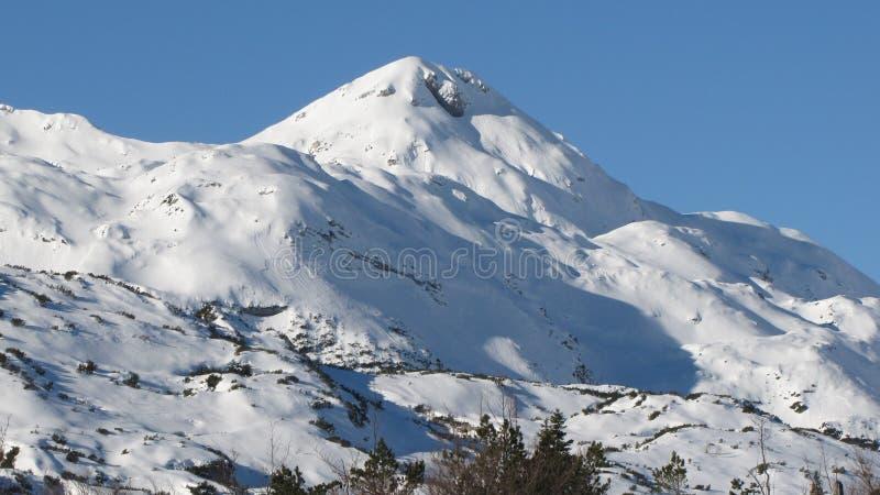 Montanha do peÄ de Podrta fotografia de stock