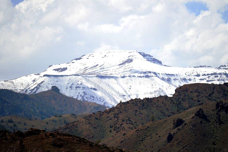 Montanha gigante do sono imagem de stock