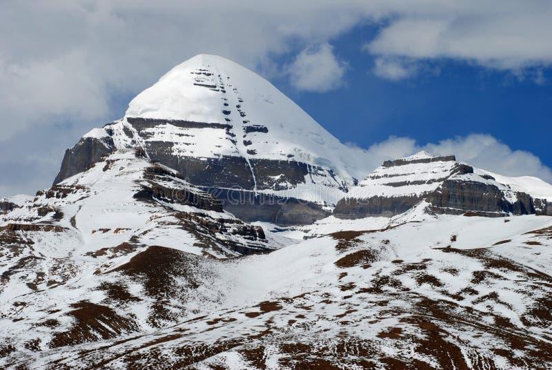 Montanha Kailash fotos de stock