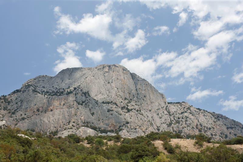 Montanha Kush-Kaya fotos de stock