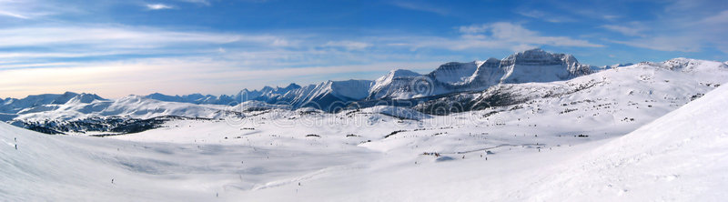 Download Montanha panorâmico foto de stock. Imagem de estação, neve - 5870