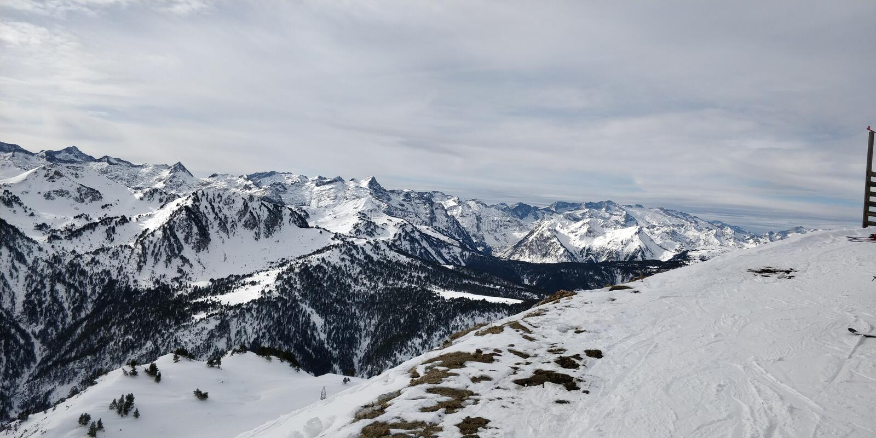 Montanhas imagem de stock royalty free