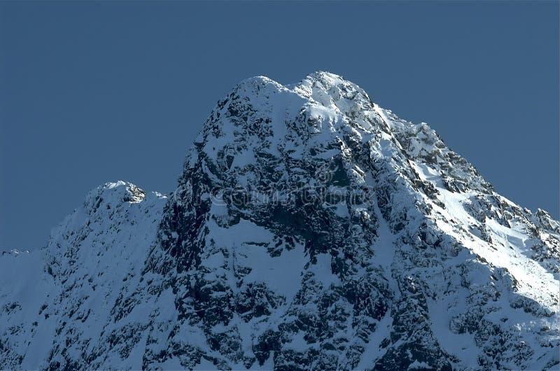 Montanhas 4 De Tatra Imagem de Stock