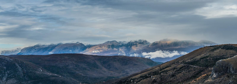 Montanhas imagens de stock