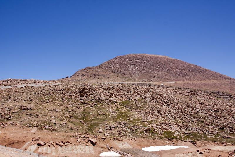 Montanhas 9 de Colorado imagens de stock royalty free