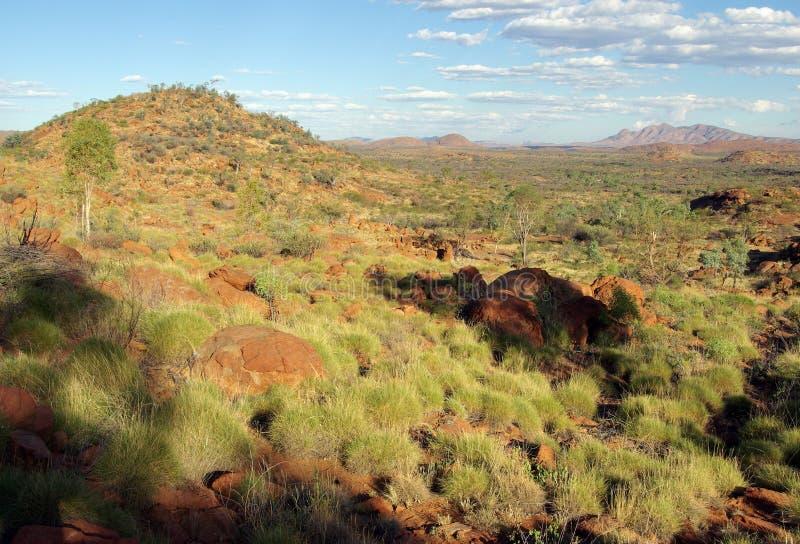 Montanhas australianas fotografia de stock royalty free