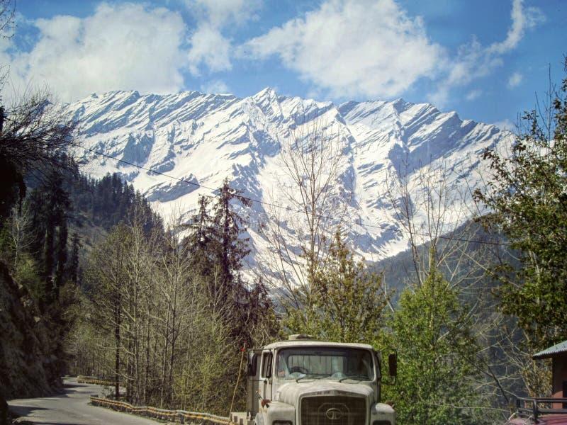 montanhas bonitas imagem de stock