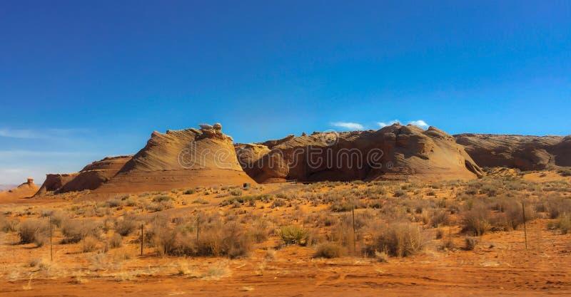 Montanhas da página cênicos imagem de stock royalty free
