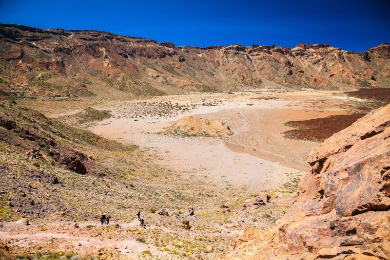 Montanhas de Liano de Ucanca fotos de stock royalty free