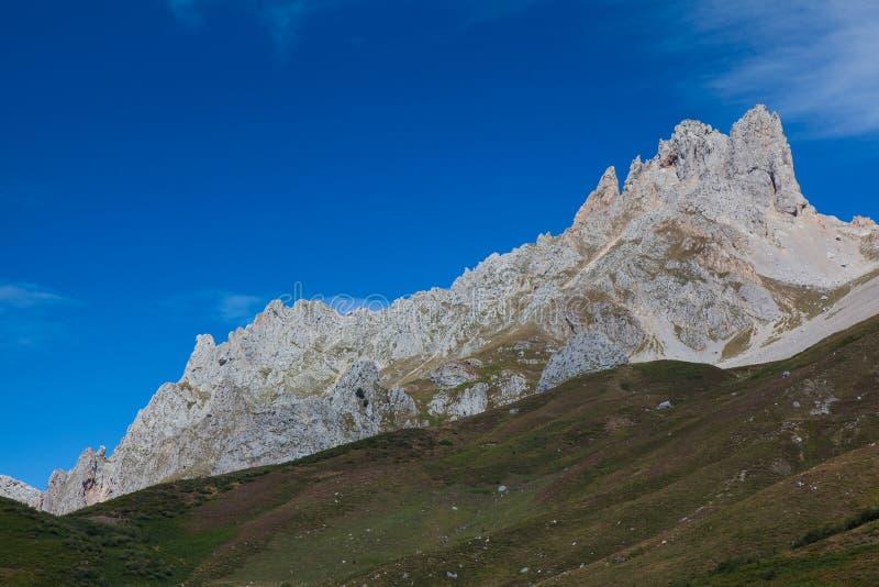 Montanhas de Picos de Europa fotos de stock