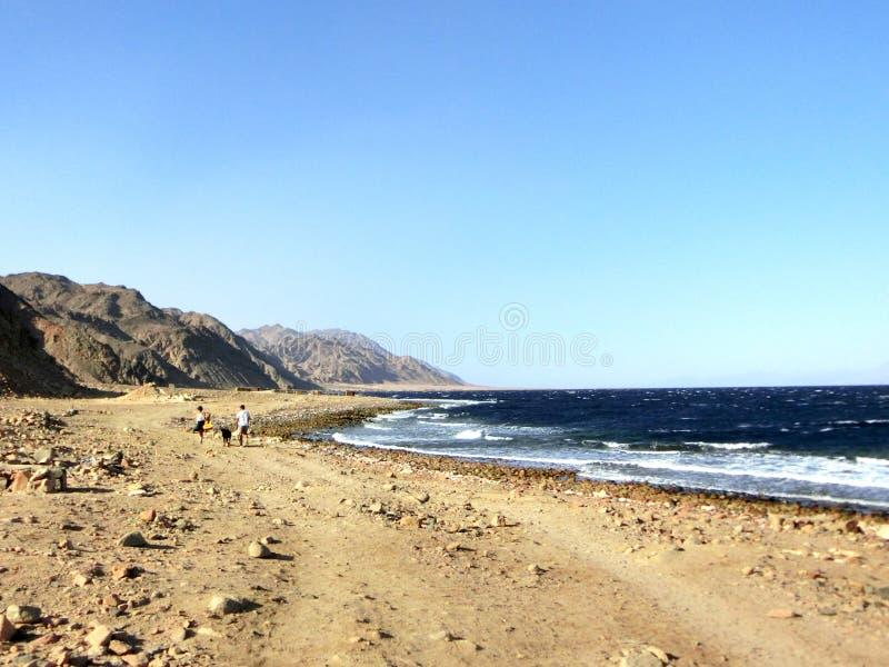 Montanhas de Sinai imagens de stock royalty free