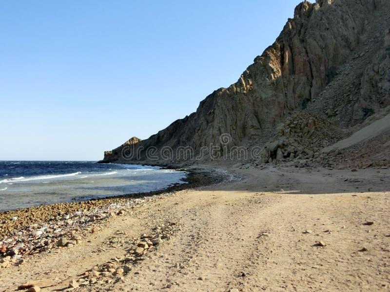 Montanhas de Sinai foto de stock royalty free
