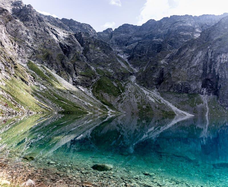 Montanhas de Tatra no Polônia em Europa fotos de stock royalty free