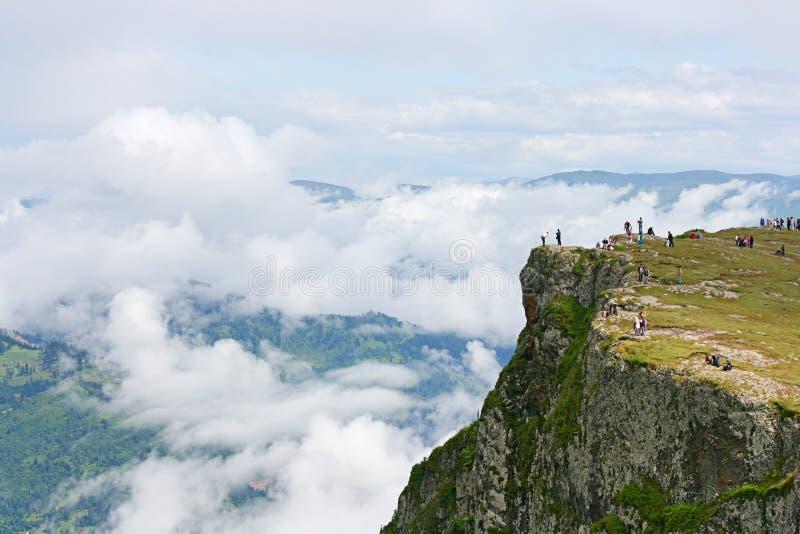 Montanhas de Turquia imagem de stock royalty free