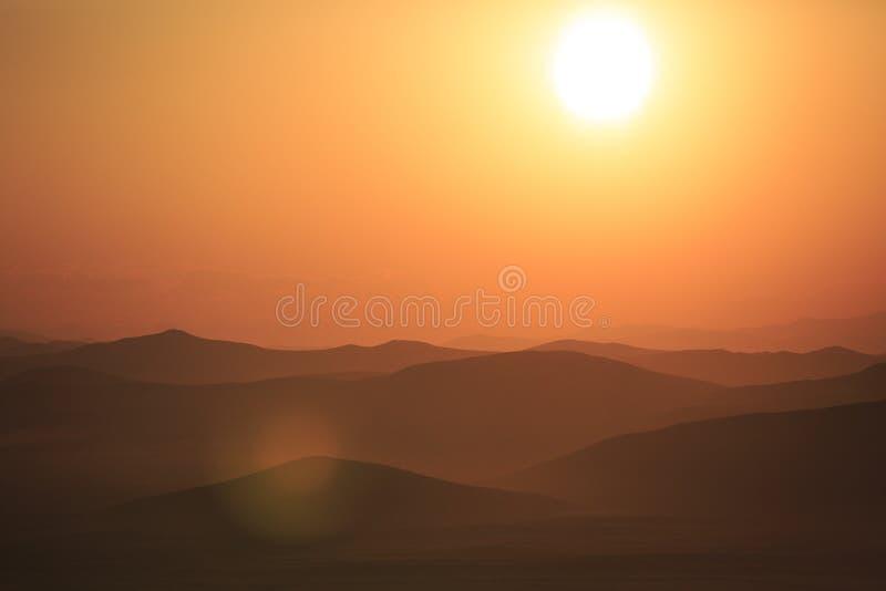 Montanhas e pradarias foto de stock royalty free