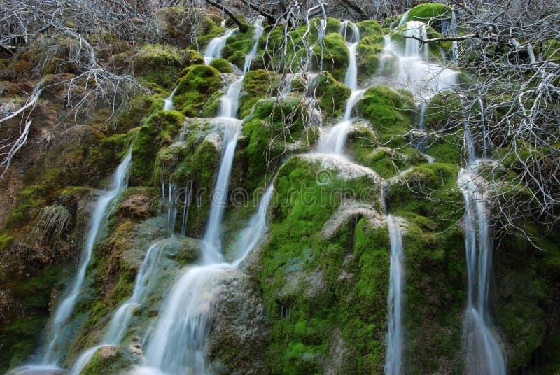 Montanhas em Spain fotografia de stock royalty free
