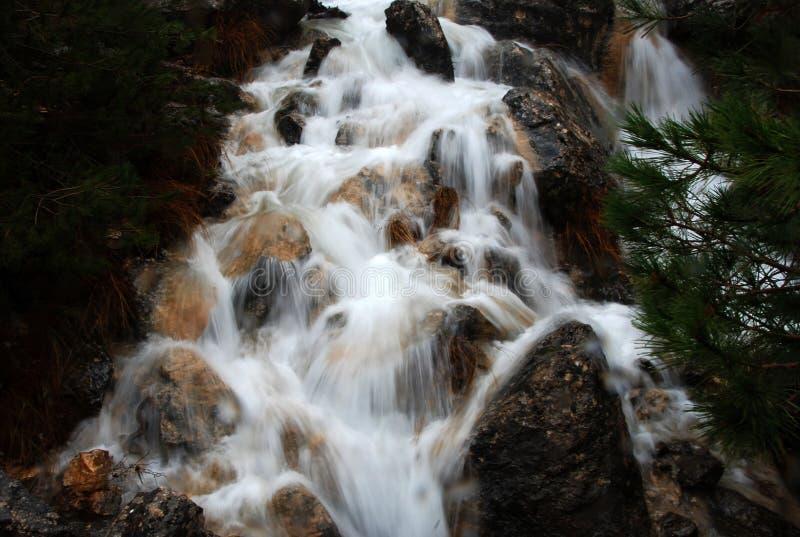 Montanhas em Spain imagem de stock royalty free