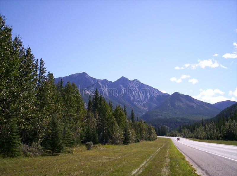 Rocky Mountains fotografia de stock
