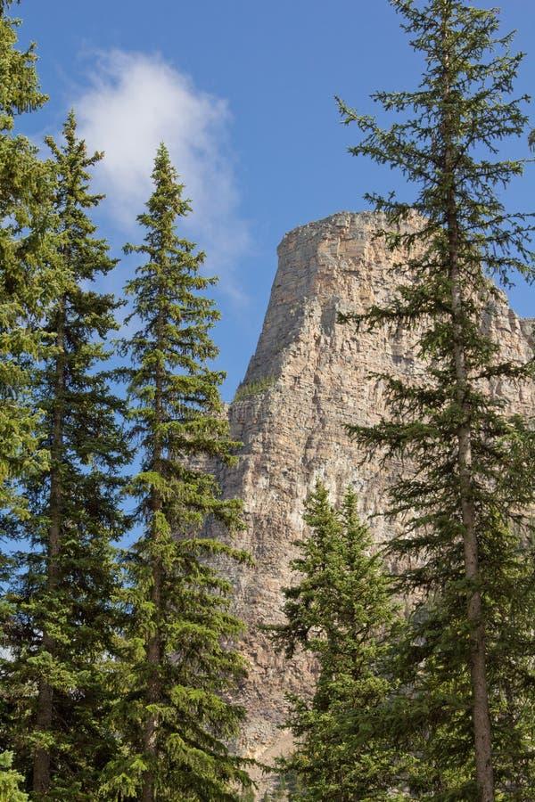 Montanhas Rochosas canadenses foto de stock royalty free