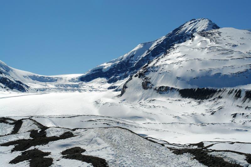 Montanhas Rochosas canadenses fotografia de stock
