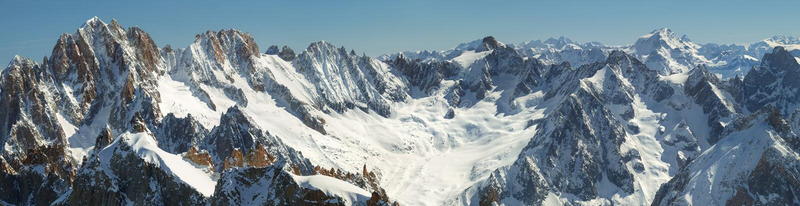 Montanhas, segunda-feira-Blanc, Chamonix, França, alpino, Alpinism, curso, ecologia, fotos de stock