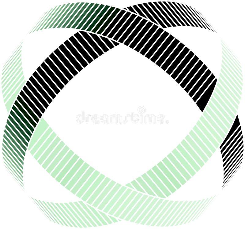 Download Montant Abstrait De Vecteur De Forme Illustration Stock - Illustration du éléments, milieux: 2133319