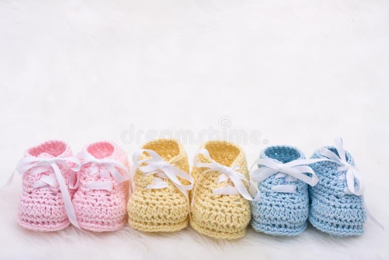 Montantes do bebê imagens de stock