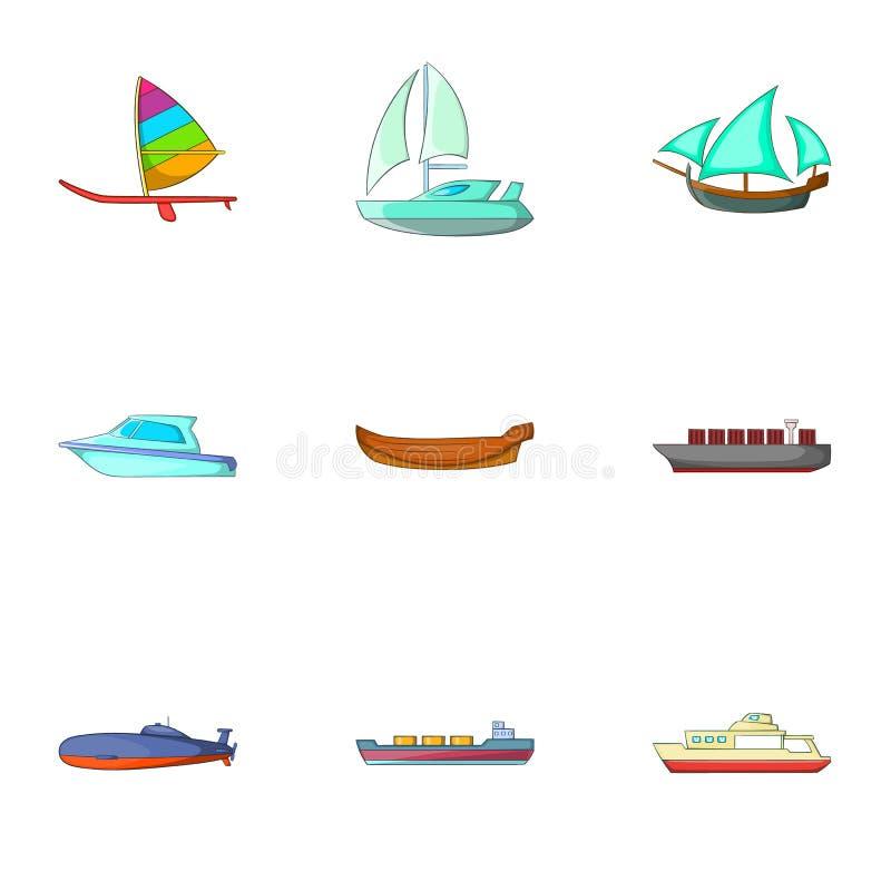 Download Montar Em ícones Da água Ajustou-se, Estilo Dos Desenhos Animados Ilustração do Vetor - Ilustração de pouco, feriado: 80101211
