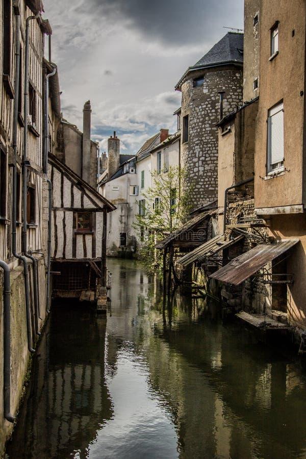 Montargis, Frankrijk royalty-vrije stock fotografie