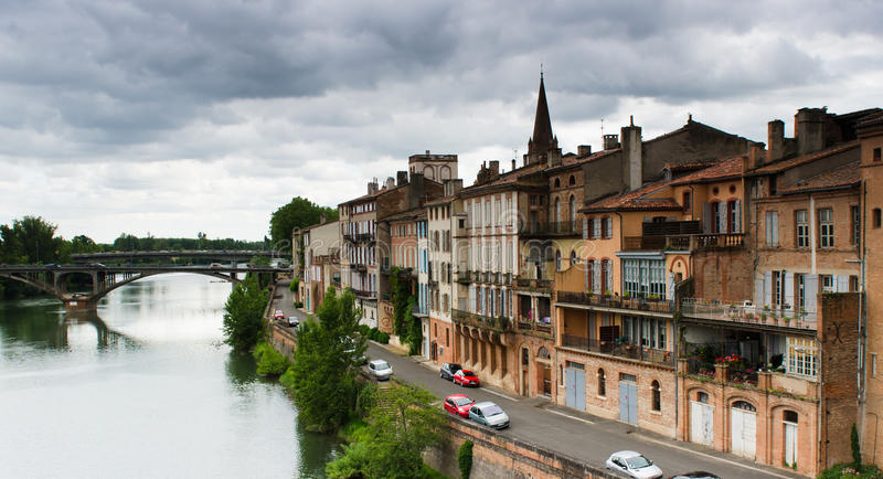 Montauban zdjęcie stock