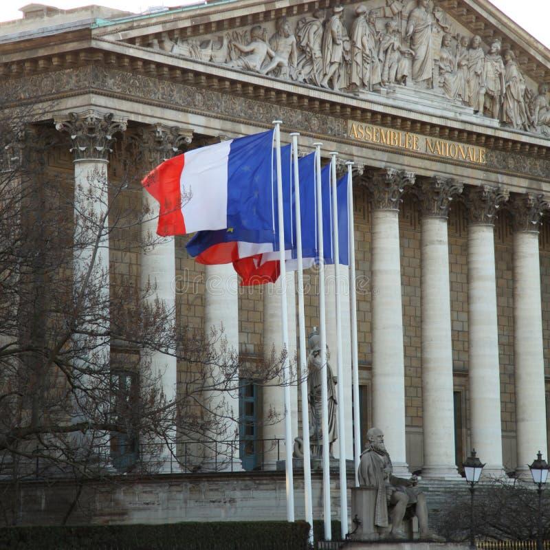 Monte al nacional en París, Francia fotos de archivo