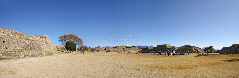 Monte Alban photo stock