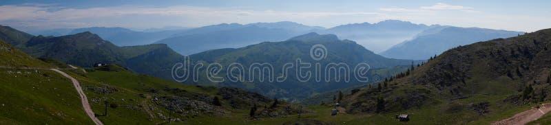 Monte Baldo 4 stock afbeelding
