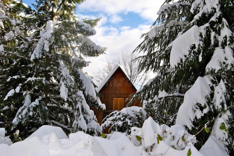 Monte Caio Winter fotografia stock libera da diritti