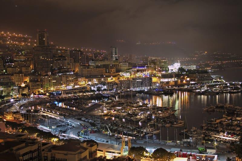 Monte Carlo royalty-vrije stock afbeelding