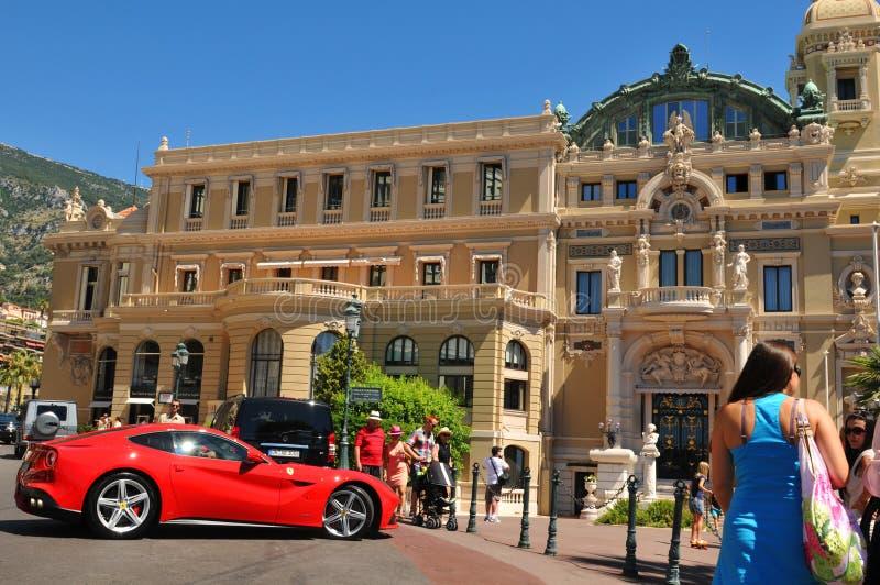 Monte Carlo Redaktionell Arkivfoto