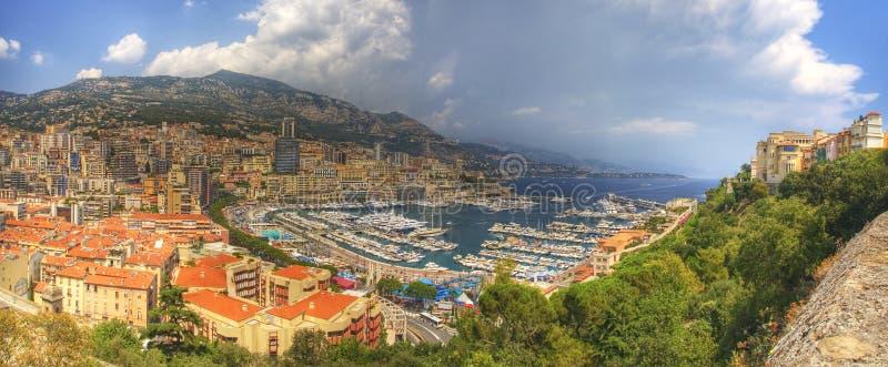 Monte - Carlo imagem de stock