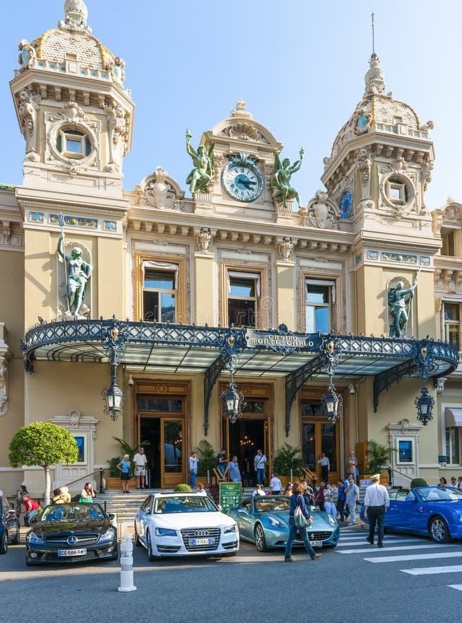 Monte Carlo Casino In Monaco Editorial Stock Image