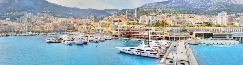 Monte Carlo Mónaco foto de archivo libre de regalías