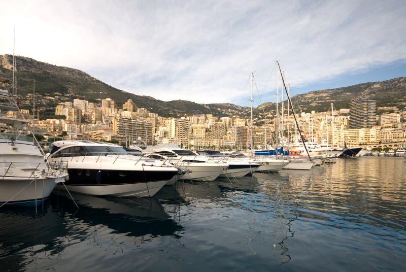 Monte Carlo, Monaco stockbild